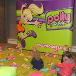 polly pocket party