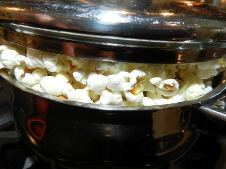 popcorn pan