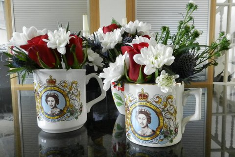 Diamond Jubilee decoration