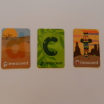 Reusing Innocent Smoothie Magnets