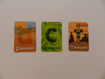 Innocent smoothie magnet