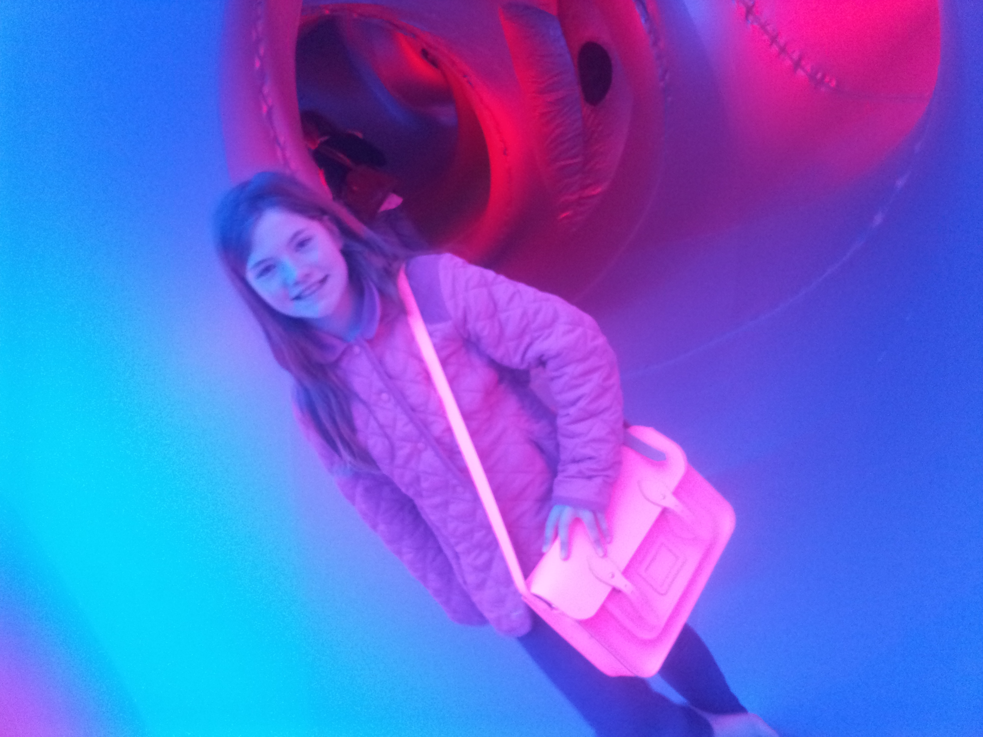 N in the luminarium