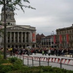The Day The Queen Came To Nottingham