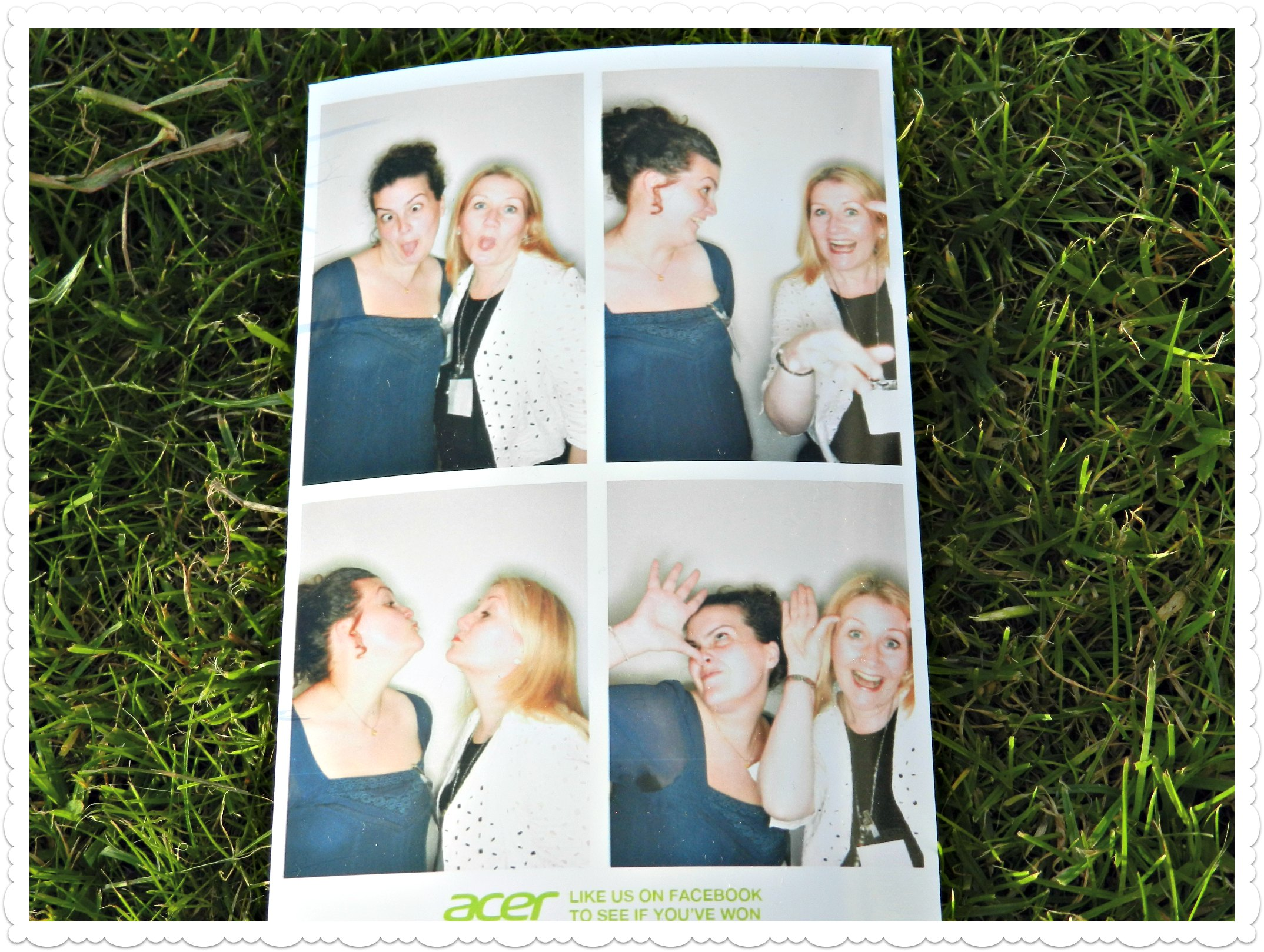 Acer photobooth
