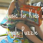 Music for kids Jingle puzzle