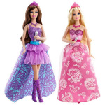 Barbie, Princess and the popstar