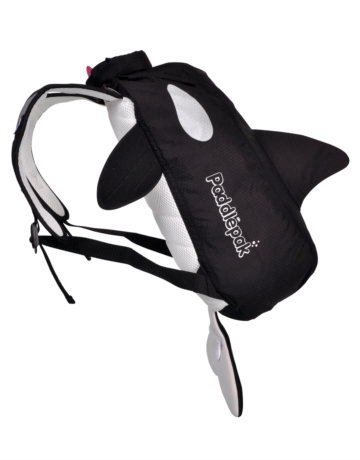PaddlePak killer whale