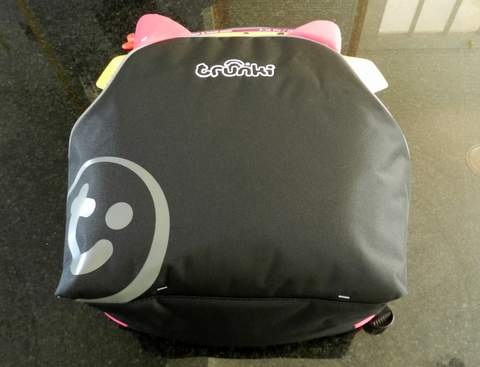 Trunki Boostapak review