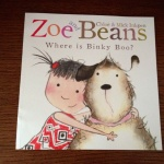 Zoe and beans where is Binky boo