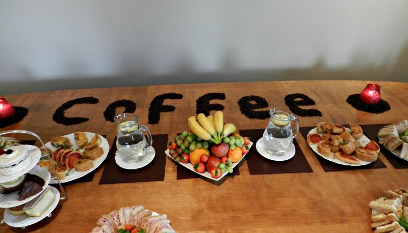 Coffee Bettys Taylors of Harrogate
