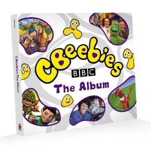 Album Cover Cbeebies