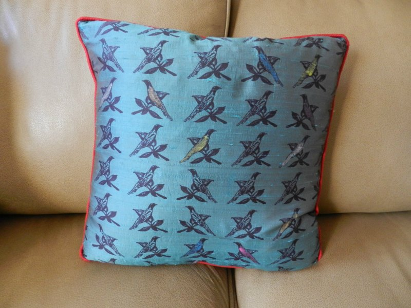 Liberty, soft furnishings, cushion