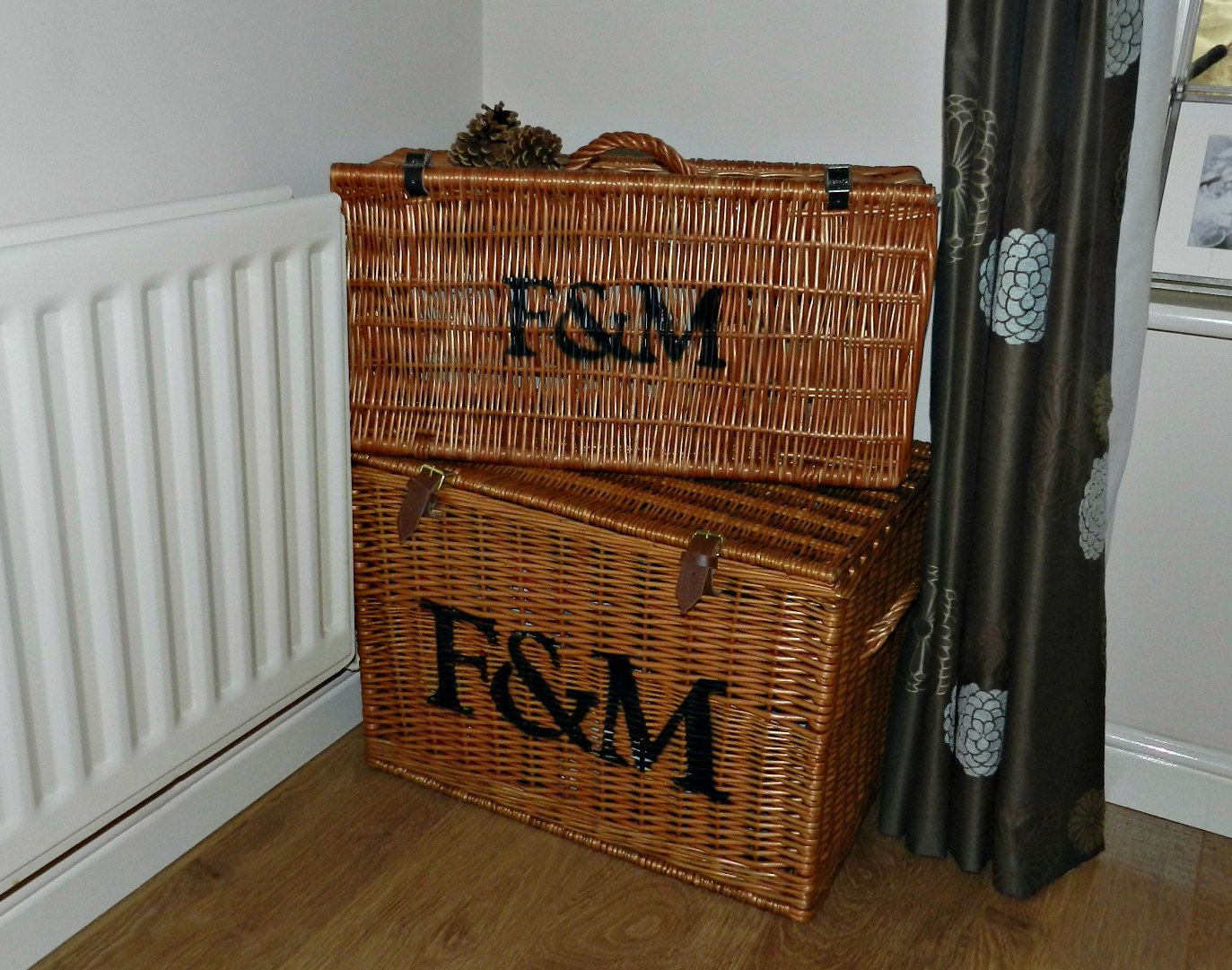 toy storage – Fortnam and Mason Hampers