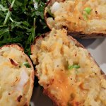 Easy Twice Baked Potatoes