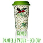 Designer Danielle Proud & The Kenco Eco Cup