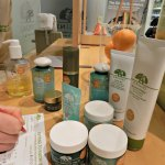 An Origins Facial : Nottingham House of Fraser