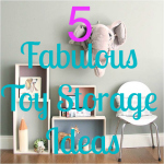 I love Mondays: 5 Fabulous Toy Storage Idea