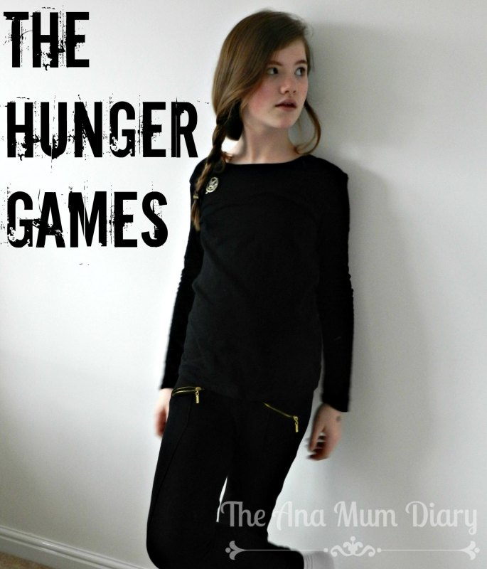 Katniss Everdeen World Book Day