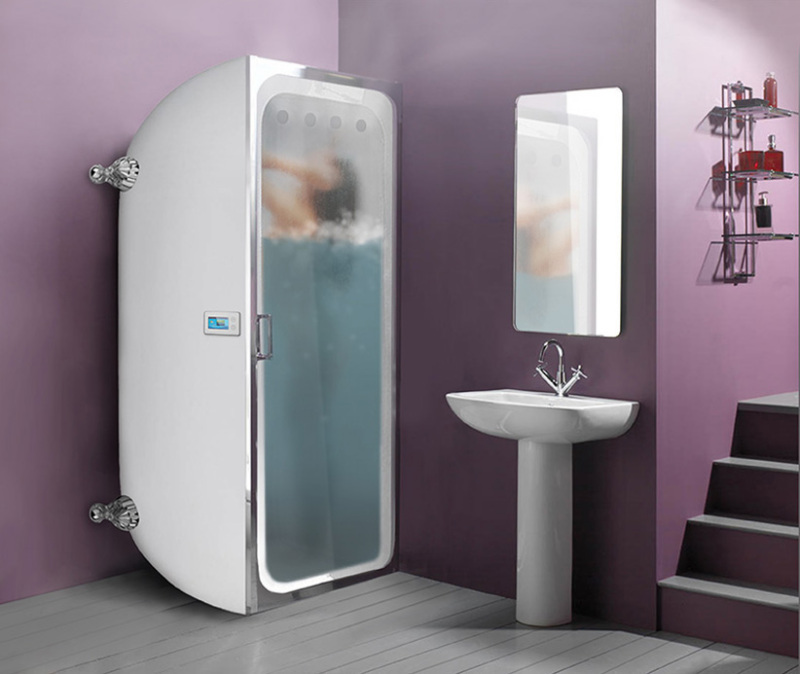 Bathstore Vertical Bath