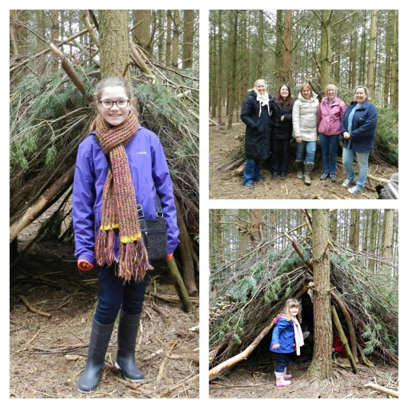 Den building : Sherwood Pines