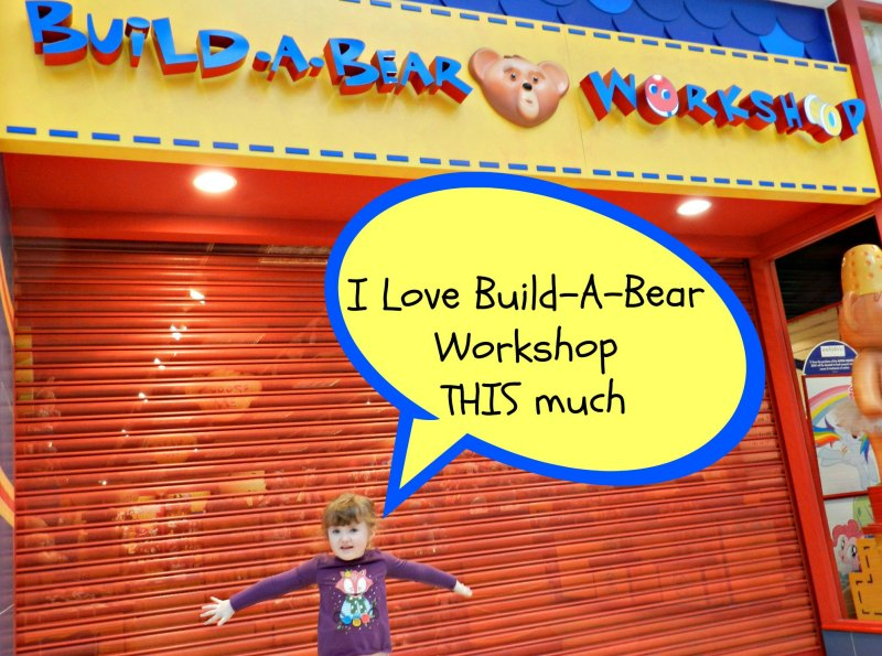 build a bear workshop review