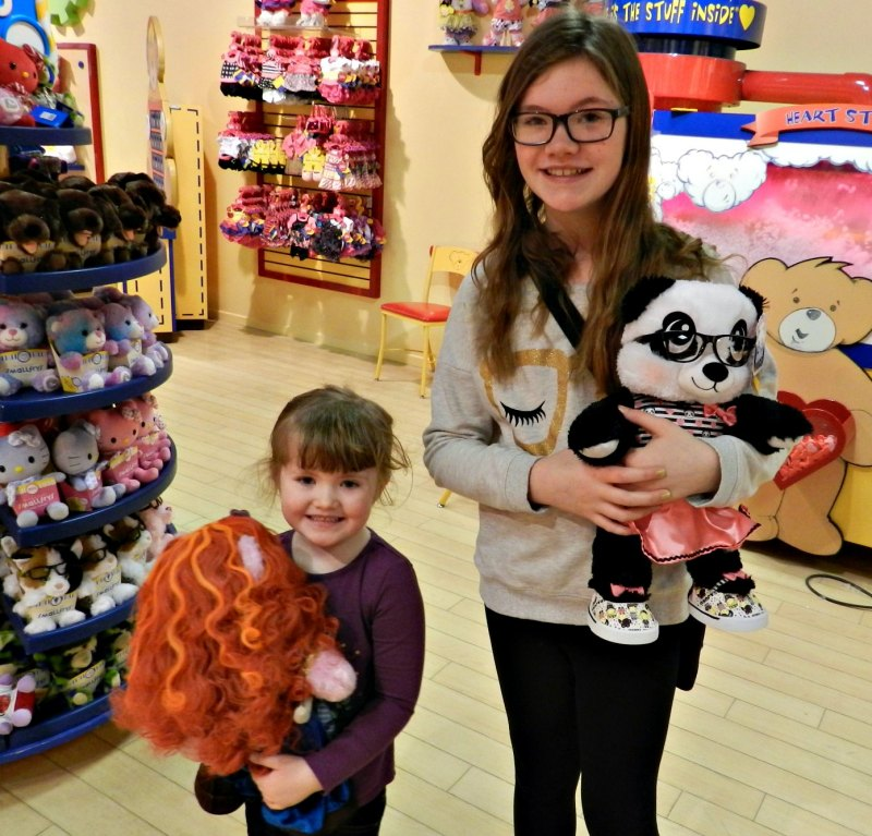 Build-A-Bear Workshop review