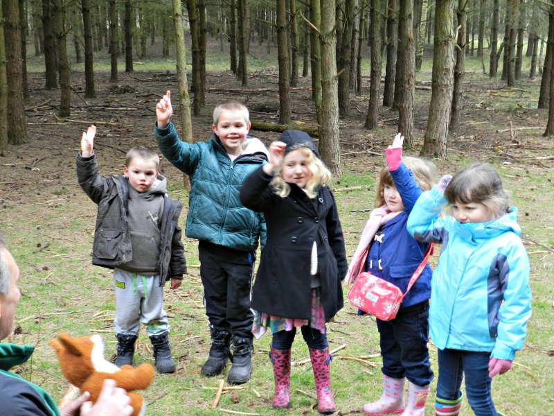 Making Memories, Den, Sherwood Pines