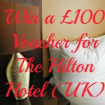 Amazing Hilton Hotel 100 Giveaway