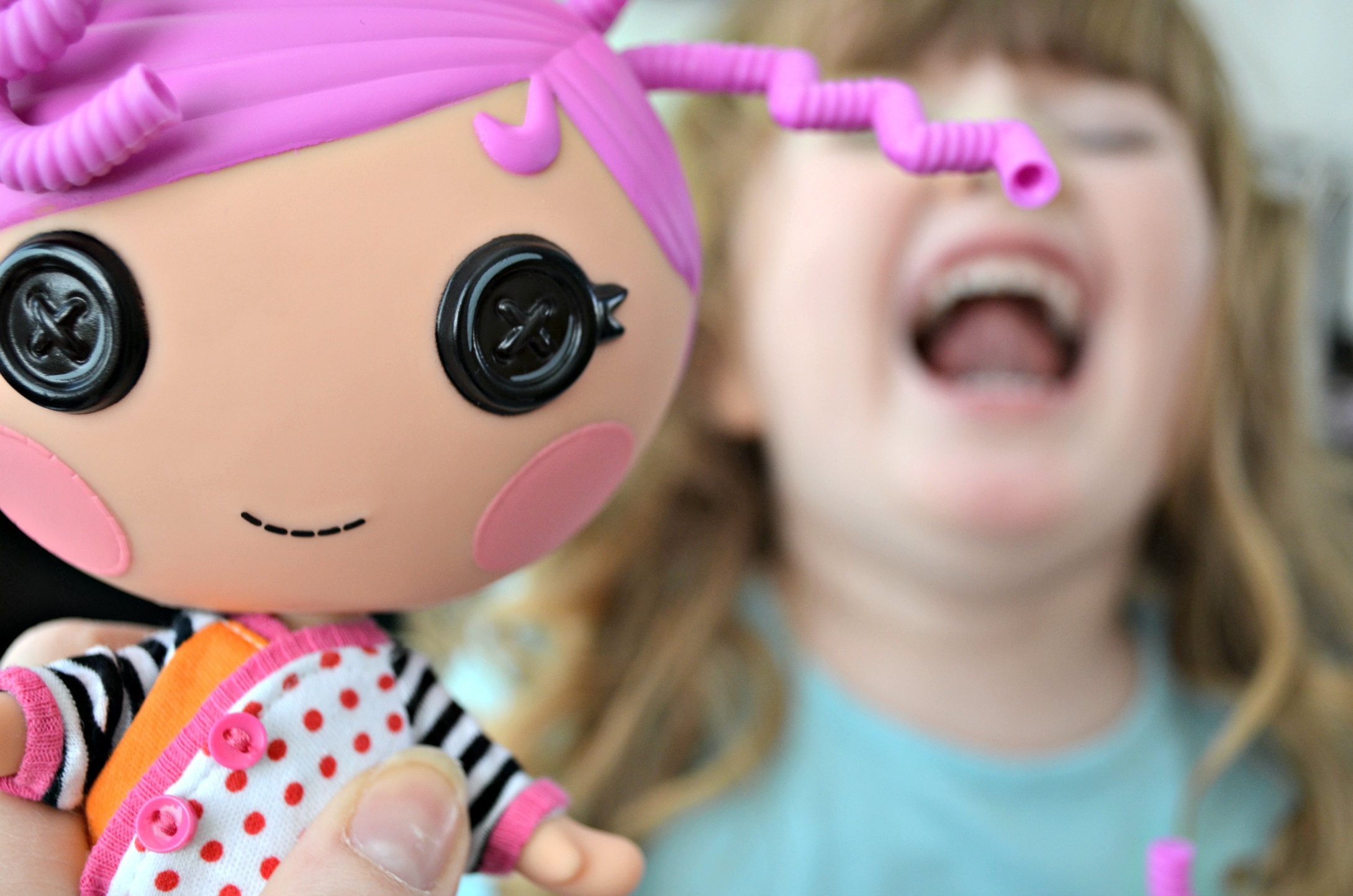 Lalaloopsy Silly Hair Littles Littles Silly Hair