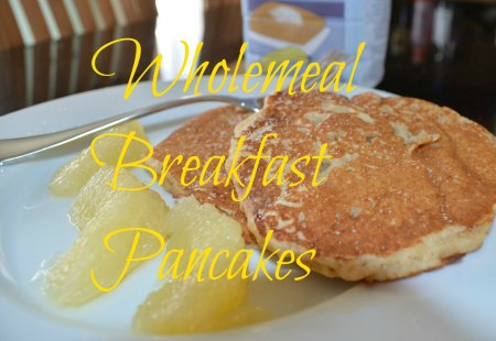 Wholemeal Breakfast Pancakes Florida Grapefruit