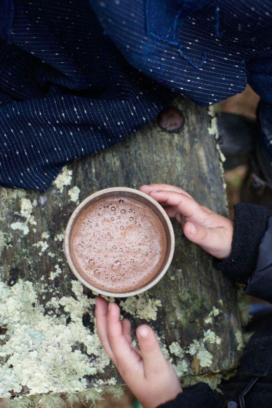 Hot Chocolate Hot, Heat, Warm